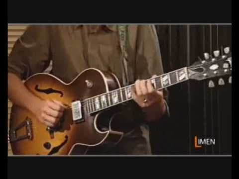 Jazz music video - Modern jazz guitar - Lorenzo Frizzera -Everything Can Change (instrumental)