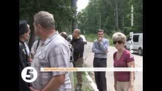 Крестьяне защищают лес от рейдеров в Житомире