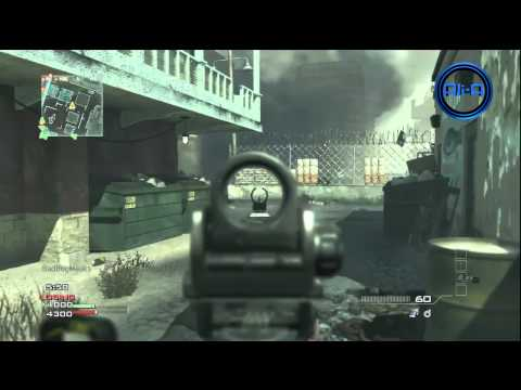 Modern Warfare 3 Multiplayer Gameplay - -Ali-A- LIVE Commentary Online! (Call of Duty MW3)