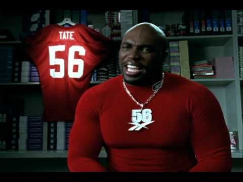 OFFICIAL - Terry Tate, Office Linebacker - My Debut