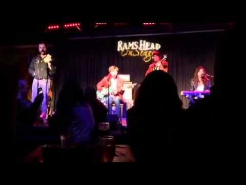 Houndmouth - Sedona - WRNR - Rams Head On Stage