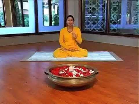 YOGA for HEALTHY HAIR- BHARATYOG by ACHARYAA PRATISHTHA SHARMA