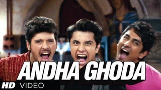 ANDHA GHODA RACE MEIN DAUDA VIDEO SONG | CHASHME BADDOOR