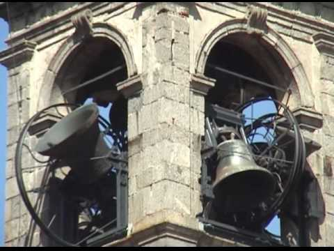 Le campane di Olginate  (LC) - Concerto solenne a 8 campane