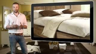 Schlafzimmermöbel Aus Massivem Holz   YouTube