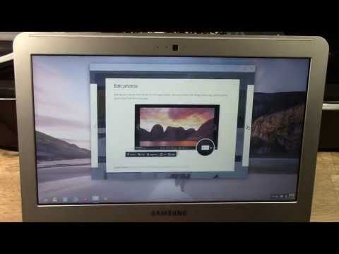 Chromebook (Chrome OS) for Beginners