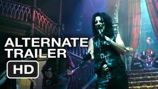 Dark Shadows - Alternate Alice Cooper Trailer - Johnny Depp, Tim Burton Movie (2012) HD