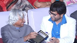 Watch Actor Vivek's Condolence Message for Dr Abdul Kalam's Death Red Pix tv Kollywood News 28/Jul/2015 online