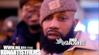 SMACK/URL PRESENTS UNFINISHED BUSINESS with SWAV SEVAH