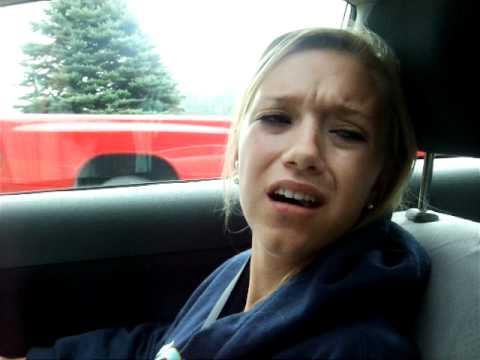 Nina nach Entfernen der Weisheitszähne