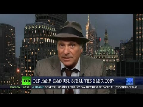 Greg Palast - The Ballot Bandits have Struck Again...