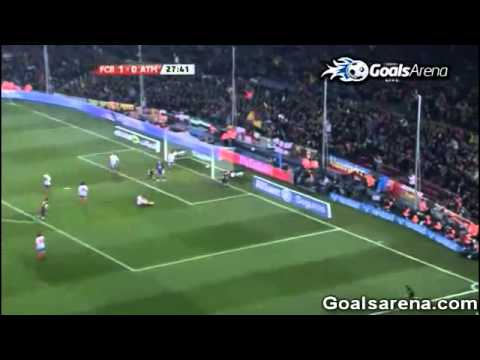 Barcelona vs Atletico Madrid (3-0) Goals & Highlights 2011 Barcelona 3-0 Atletico Madrid