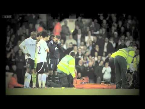 Fabrice Muamba | COLLAPSES SUDDENLY IN MATCH! 17.3.2012 TOTTENHAM VS BOLTON