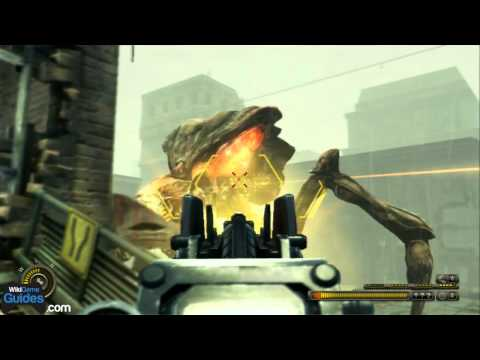 Resistance 3 Superhuman Difficulty Walkthrough - Chapter 9 Plan B Boss Fight