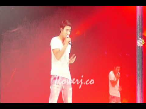 [2011.01.30] SUPER JUNIOR SS3 SINGAPORE - SIWON SOLO