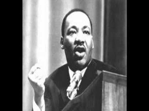Martin Luther King Jr. Tribute - U2 Pride (In the Name of Love)