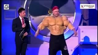Paranienormalni - Hardcorowy Koksu (VII Płocka Noc Kabaretowa 2013) [TVP]