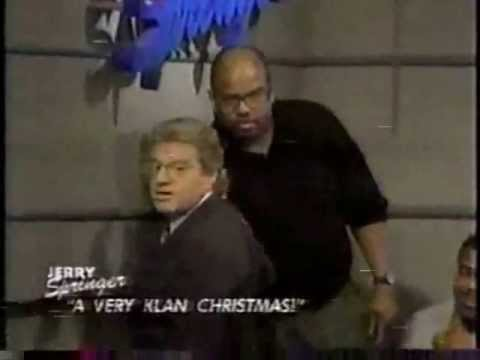 "The Jerry Springer Show: Audience Riot (""Kusta Boy"")"