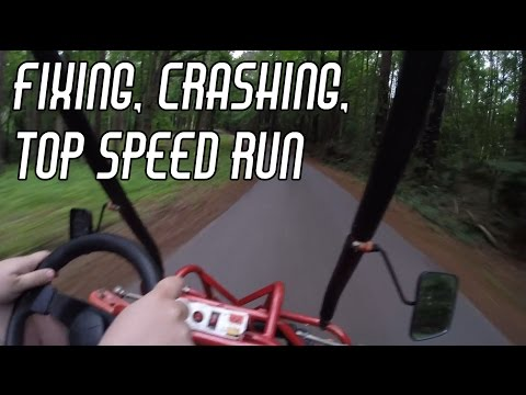 Fixing, Crashing, and Top Speed Run with the Offroad Kart - UCU3gQGhk0lYK-fKOR0sopgg