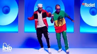 Nicky Jam x J. Balvin - X (EQUIS)  Video Oficial  Prod. Afro Bros & Jeon