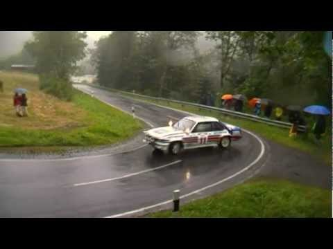 Eifel Rallye Festival 2012 Best of Drifts [HD]