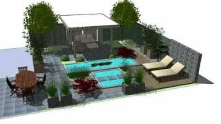Page 1 of comments on 3D Garden Design Sketchup - Faassen Holland ...