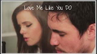 Ellie Goulding - Love Me Like You Do w/ Tiffany Alvord + Concert announcement