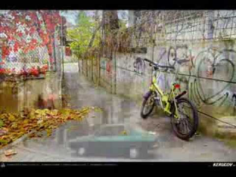 VIDEOCLIP Cu bicicleta prin Bucuresti - 10: Universitate - B-dul Dacia - Drumul Taberei - Cotroceni