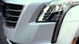 Cadillac показал двухлитрового конкурента Audi A8