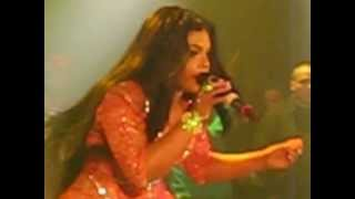 Lil Kim Performs Live At Gramercy Theatre In NY