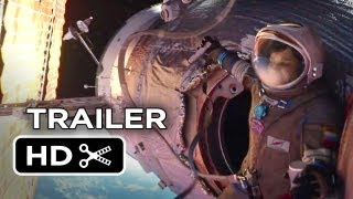 Gravity Official Main Trailer (2013) - Sandra Bullock, George Clooney Movie HD