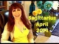 Sagittarius April 2014 Astrology