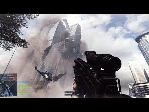 Battlefield 4 - MULTIPLAYER GAMEPLAY (E3 2013 Game Reveal)
