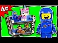Lego Movie DOUBLE-DECKER Couch 70818 Stop Motion Build Review
