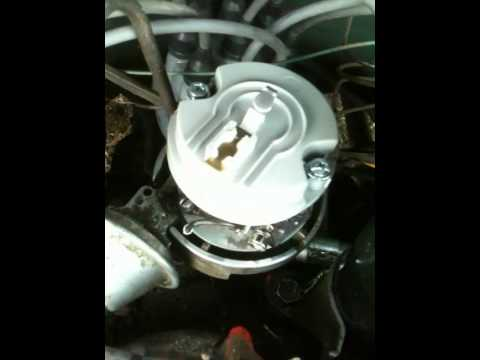 Distributor Replacement In Chevy 350