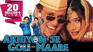 Akhiyon Se Goli Maare (2002) Full Hindi Movie  Govinda, Raveena Tandon, Kader Khan, Asrani