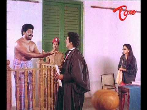 Rajendra Prasad Court Comedy - Chettu Kinda Pleader