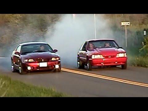 NOS sniffing 347 Stroker vs SVT Cobra Terminator (Mustang-Town)
