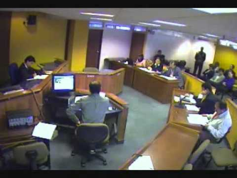Audiencia de Juicio Oral. Presentación de la teoría del caso de la Fiscalía