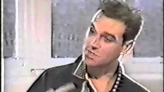 Morrissey Interview - Strangeways, Here We Come (Part 1 of 9) view on youtube.com tube online.