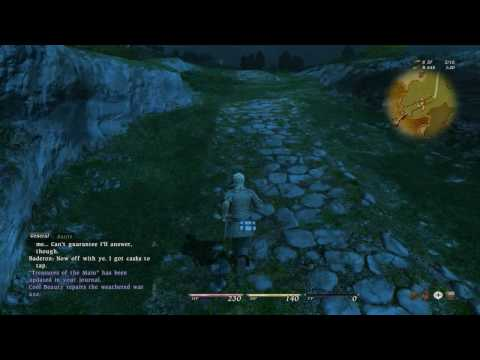 Final Fantasy XIV Beta - Chapter 2. Treasure Of The Main