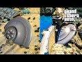 อุบัติเหตุUFOตกที่น่ากลัวที่สุดในโลก V.1 (UFO Crash GTA V Mod)