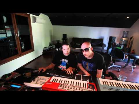 Infected Mushroom - Making of Drum n Bassa