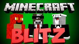 Minecraft BRAND NEW BLITZ Minigame