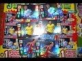 Limited Lewandowski, Ronaldo, Goetze - Champions league 2013/14 - karty Panini - Just kick it nr 12