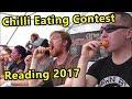 Chilli Eating Contest   Reading Chili Festival   Saturday June 2017