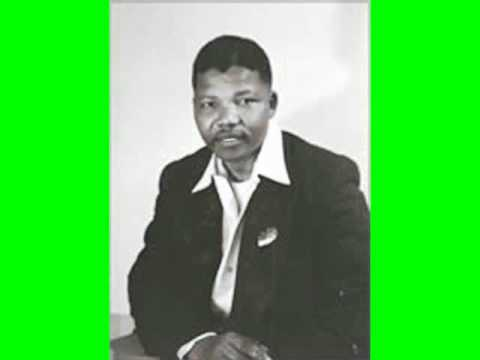 Nelson Mandela's Speech From The Dock Of The Court - South Africa June 1964