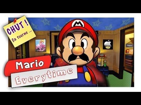 Mario take a photo of himself every day