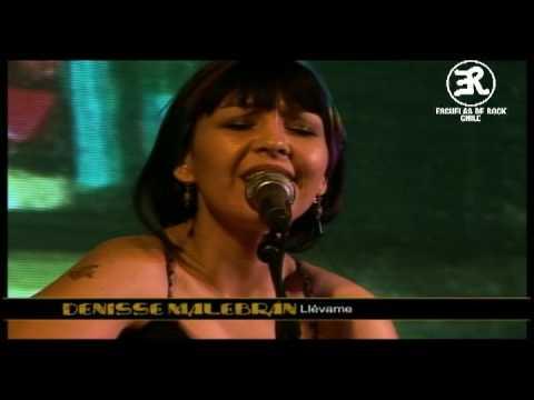 Rock Carnaza II / Denisse Malebran - Llévame