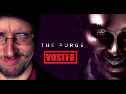 Nostalgia Critic VOSTFR - American Nightmare (The Purge) poster